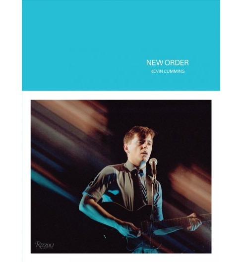 New Order -  by Kevin Cummins (Hardcover) - image 1 of 1