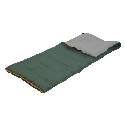 Stansport Scout 50 Degrees Fahrenheit Sleeping Bag - Forest