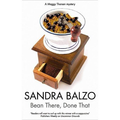 Bean There, Done That - (Severn House Large Print) by  Sandra Balzo (Hardcover) - image 1 of 1
