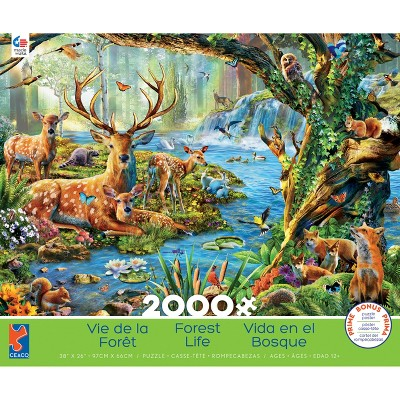Ceaco Forest Life 2000pc