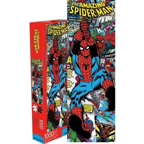 NMR Distribution Marvel The Amazing Spider-Man 1000 Piece Slim Jigsaw Puzzle - image 1 of 4