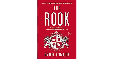 Rook (Paperback) (Daniel O'malley) - image 1 of 1