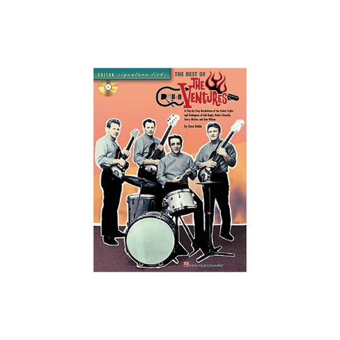 Hal Leonard Signature Licks The Best of The Ventures Book with CD - image 1 of 1