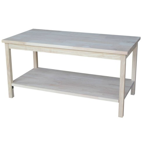 Portman Coffee Table - International Concepts - image 1 of 1