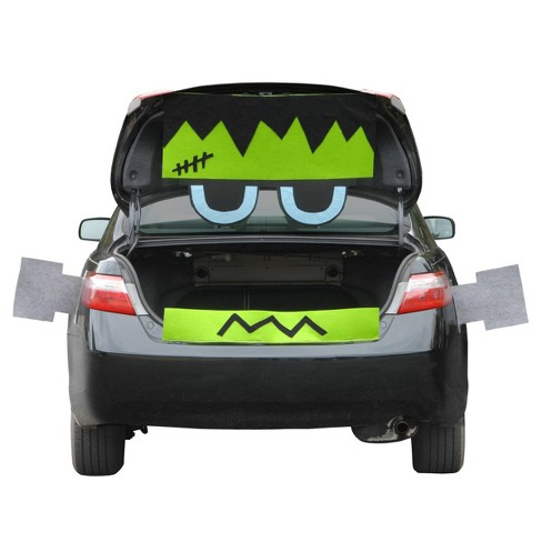 Frankenstein Halloween Tricky Trunk Decor - image 1 of 1