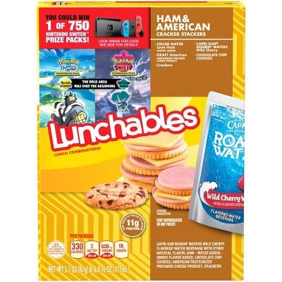 Oscar Mayer Lunchables Ham & American Funpack - 3.1oz