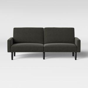 Futon Sofa With Arms Room Essentials