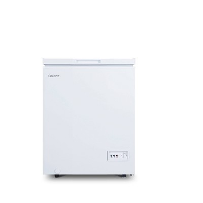 Galanz 3.3 cu ft Chest Freezer - White