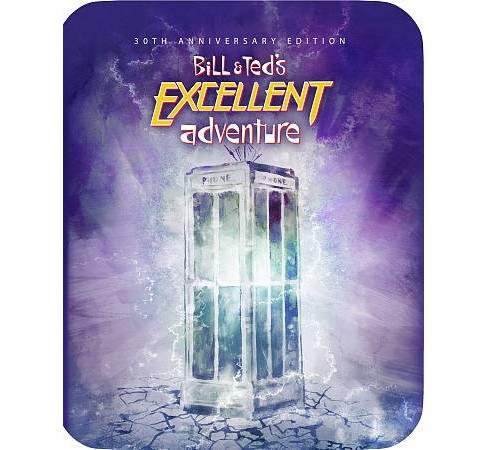 Bill & Ted's Excellent Adventure (30t (Blu-ray) - image 1 of 1