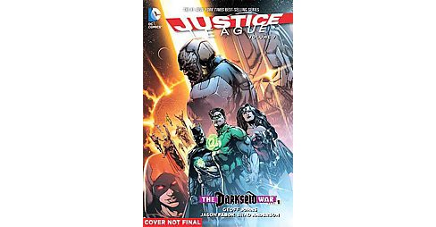Justice League 7 : Darkseid War (Paperback) (Geoff Johns) - image 1 of 1