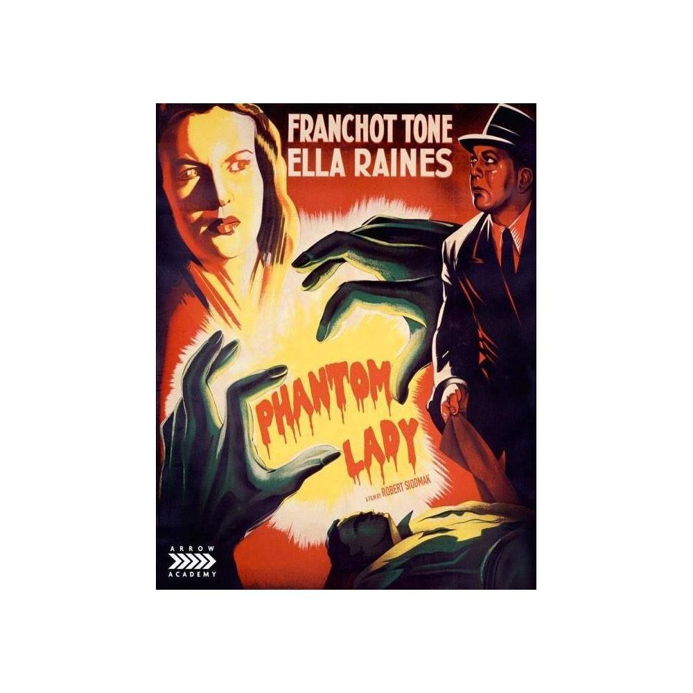 Phantom Lady Blu Ray