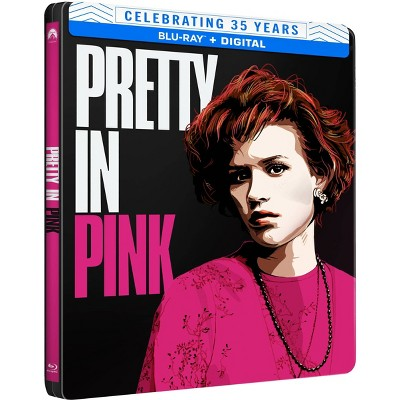 Pretty in Pink (SteelBook)(Blu-ray + Digital)(1986)