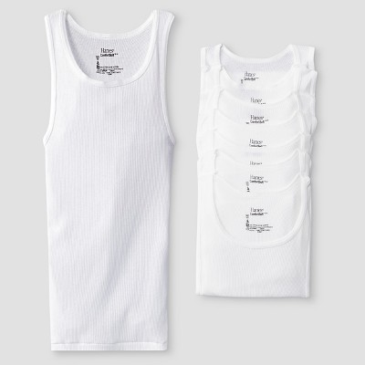 1b286b57 Hanes Boys Tank undershirt – White S – Target Inventory Checker ...