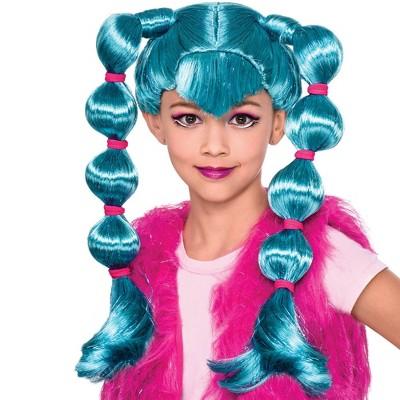 Adult Winter Disco Halloween Costume Wig