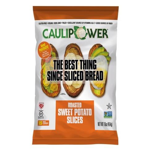 CAULIPOWER Frozen Sweet PotaTOASTS - 16oz - image 1 of 4
