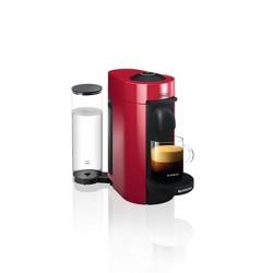 Nespresso Vertuo Plus Coffee and Espresso Machine - Red