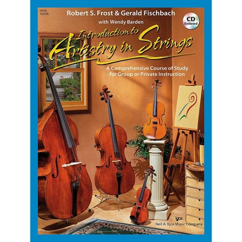 KJOS Introduction to Artistry in Strings - Viola - image 1 of 1