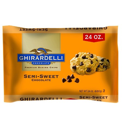 Baking Chips & Chocolate: Ghirardelli Semi-Sweet Chocolate Baking Chips