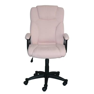Style Hannah Ii Office Chair Harvard Pink - Serta