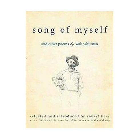 Song of Myself - (Paperback) - image 1 of 1