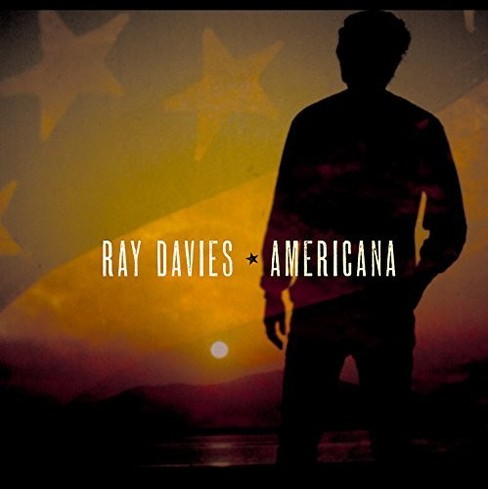 Ray Davies - Americana (CD) - image 1 of 1