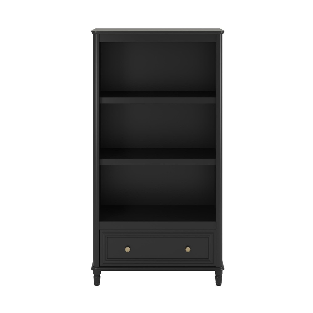 Piper Bookcase Black - Little Seeds
