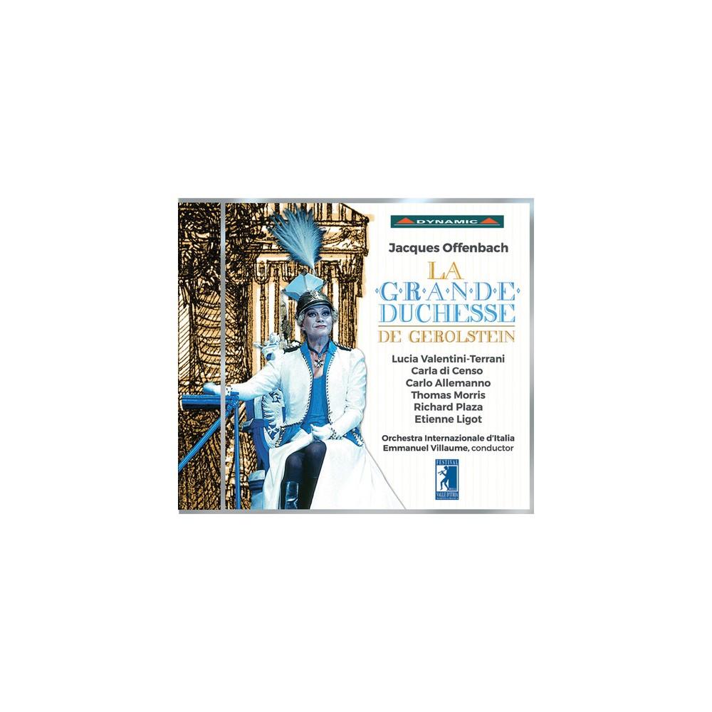 Various - Offenbach:La Grande Duchesse De Gerol (CD)