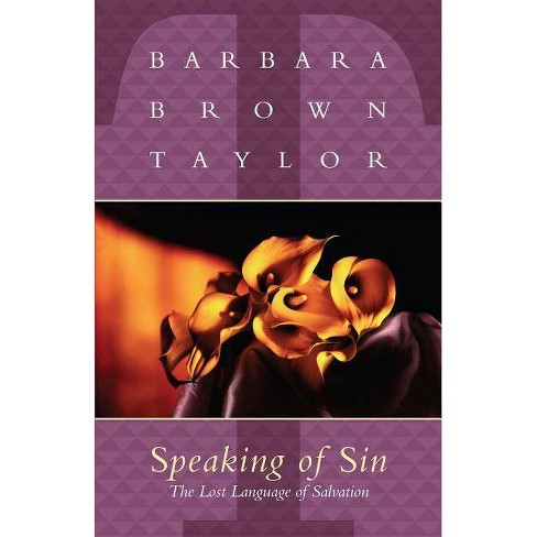 Speaking of Sin - by  Barbara Brown Taylor (Paperback) - image 1 of 1