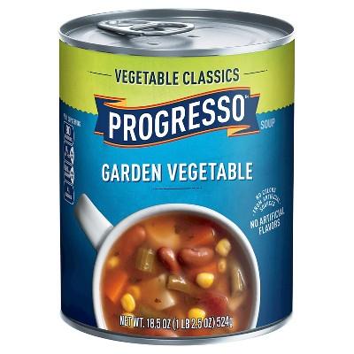 Progresso Vegetable Classics Garden Vegetable Soup - 18.5 Oz