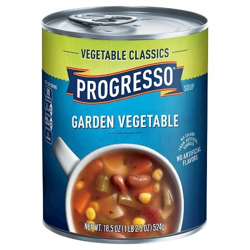 Progresso Vegetable Classics Garden Vegetable Soup - 18.5oz - image 1 of 4