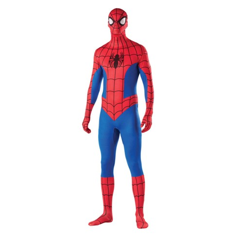 Marvel Men's Spider-Man Second Skin Halloween Costume - image 1 of 1