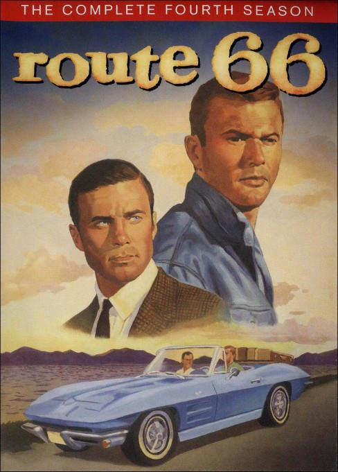 Route 66:Complete fourth season (DVD) - image 1 of 1