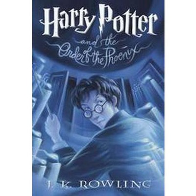 Harry Potter and the Order of the Phoeni ( Harry Potter) (Hardcover) by J. K. Rowling