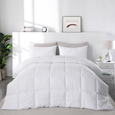Puredown Lightweight Summer Down Alternative Comforter