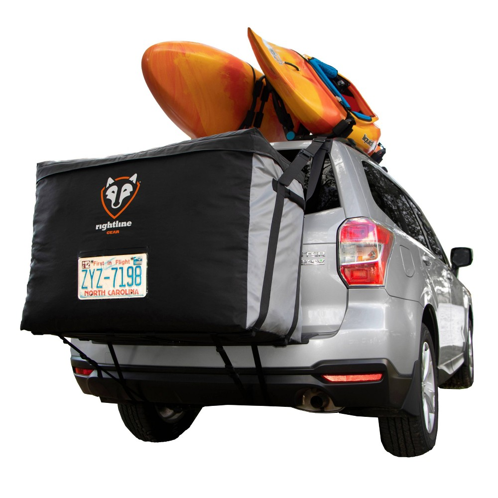 Image of Rightline Gear Car Back Carrier - Black, Gray Black