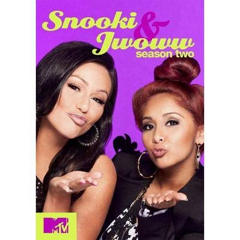 Snooki & Jwoww: Season 2 (DVD) - image 1 of 1