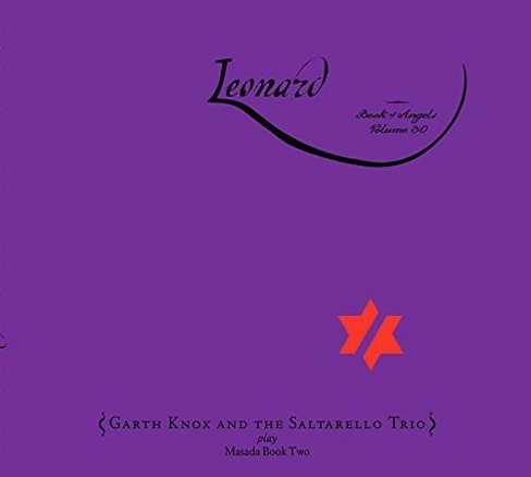 Garth Knox - Leonard:Book Of Angels Volume 30 (CD) - image 1 of 1