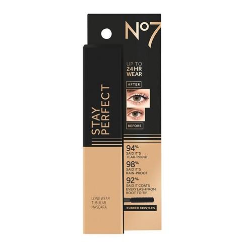 cdc1dfcea26 No7 Mascara Stay Perfect Long Wear Tubular Black - 0.23oz : Target