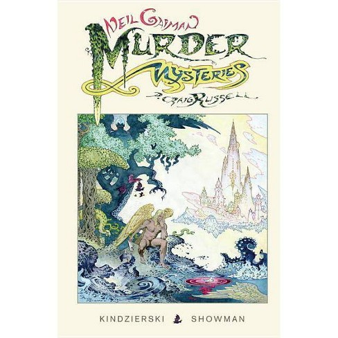 Murder Mysteries (2nd Edition) - by  P Craig Russell (Hardcover) - image 1 of 1