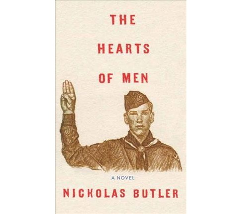 Hearts of Men (Large Print) (Hardcover) (Nickolas Butler) - image 1 of 1