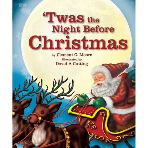 'twas the Night Before Christmas - (Flowerpot Holiday) by  Clement C Moore (Board_book) - image 1 of 1