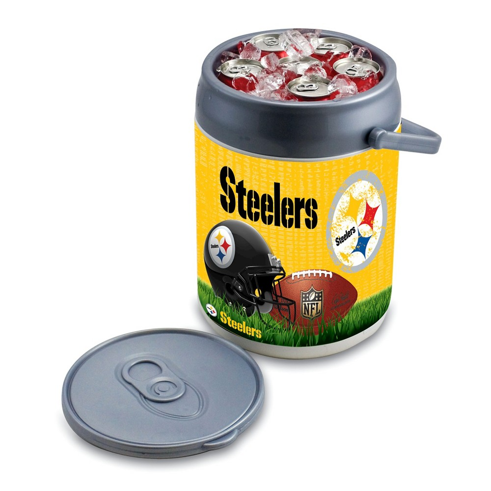 Picnic Time Can Cooler - NFL Pittsburgh Steelers
