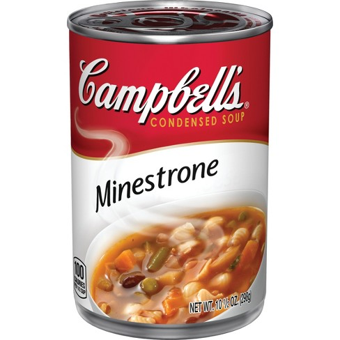 Campbell's® Condensed Minestrone Soup 10.75 oz - image 1 of 5