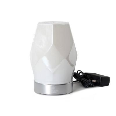 Essential Oil Diffuser Pearlized White - Mind And Body By Chesapeake Bay Candle