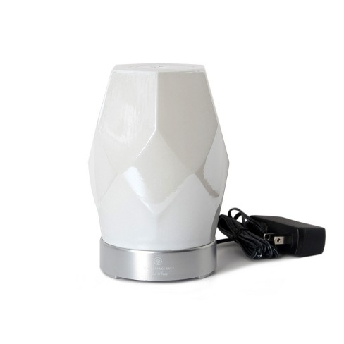Essential Oil Diffuser Pearlized White - Mind And Body By Chesapeake Bay Candle - image 1 of 2
