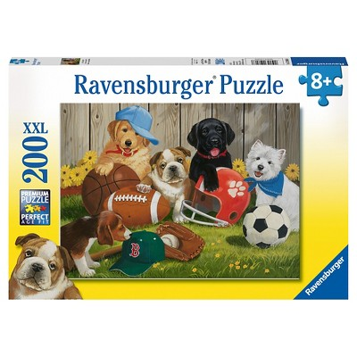 Ravensburger Let's Play Ball! XXL Puzzle 200pc