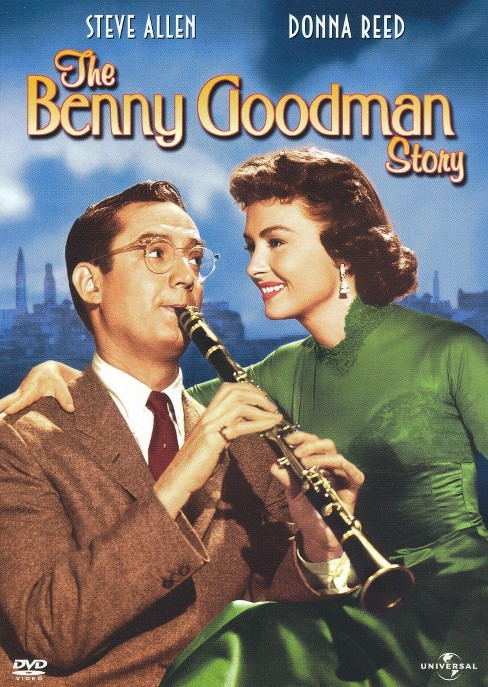 Benny goodman story (DVD) - image 1 of 1