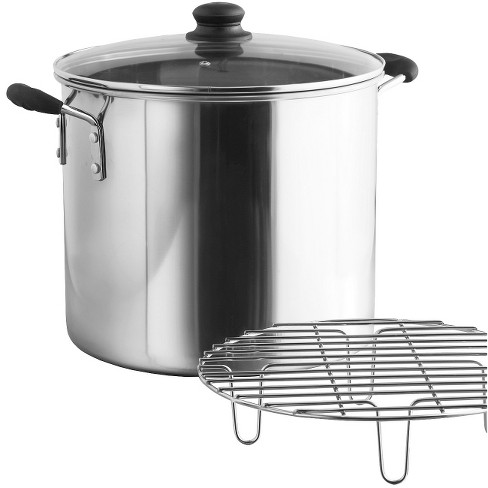 IMUSA GlobalKitchen - 32 Qt Stainless Steel Steamer, hand-selected by Chef Aarón Sánchez - image 1 of 4