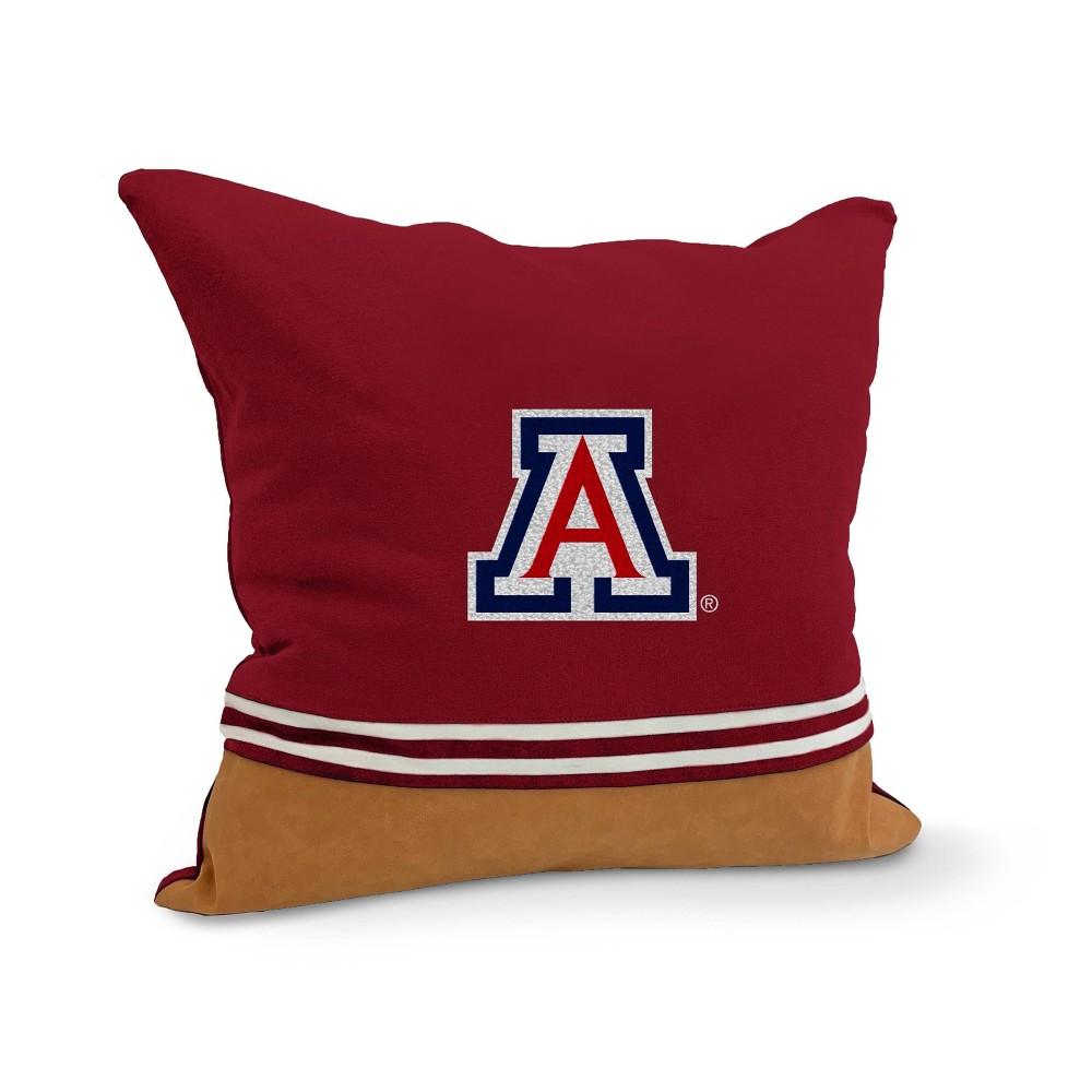 Ncaa Arizona Wildcats Varsity Decor Pillow