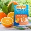 Emergen-C Immune+ Dietary Supplement Powder Drink Mix with Vitamin C - Super Orange - 30ct - image 2 of 4